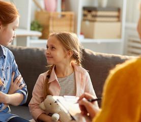 Children & Divorce Services